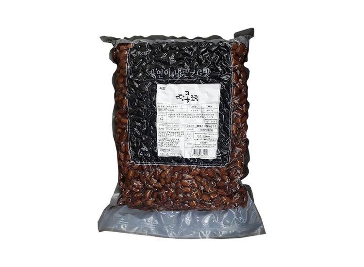 씨엔)땅콩조림4kg