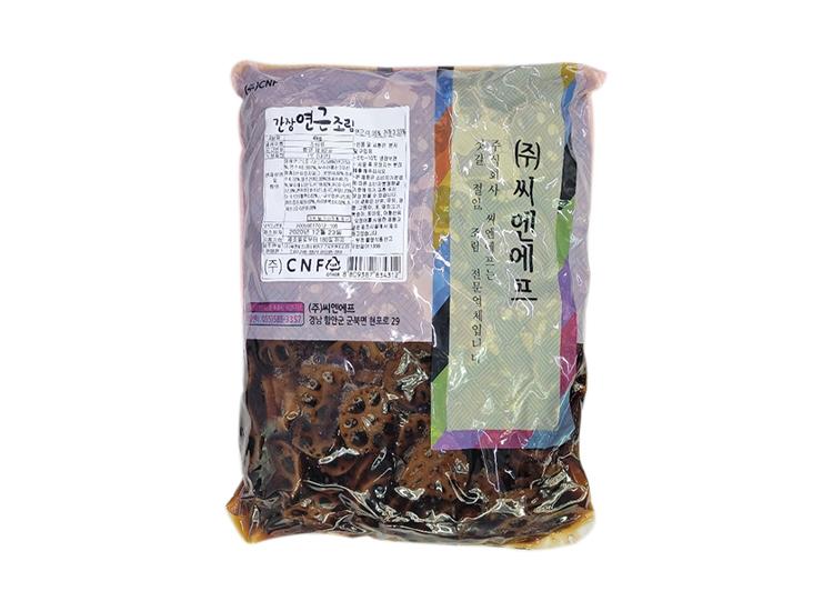 씨엔)간장연근조림4kg