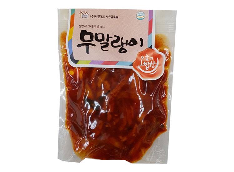 오늘의밥상)무말랭이120g