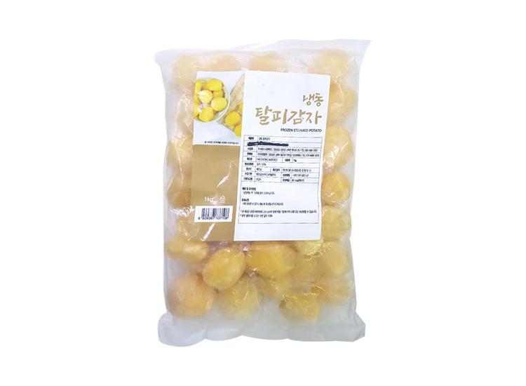 씨엔)조림알감자(탈)1kg