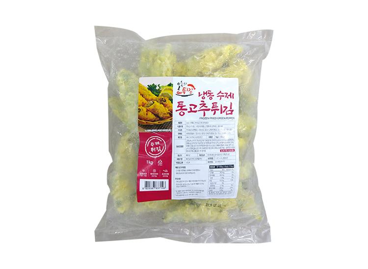 씨엔)수제통고추튀김(L)1kg