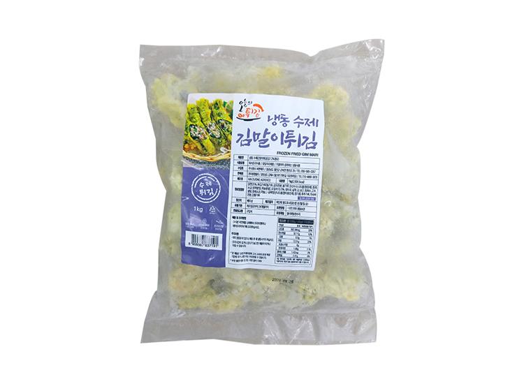 씨엔)수제김말이튀김1kg