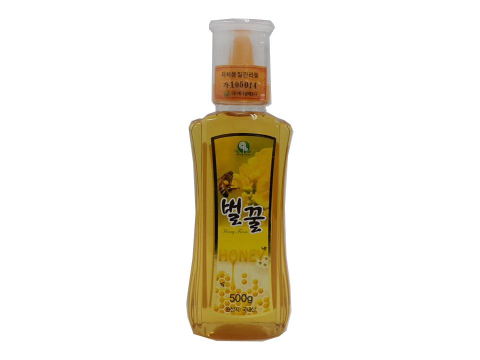 허니팜)벌꿀500g