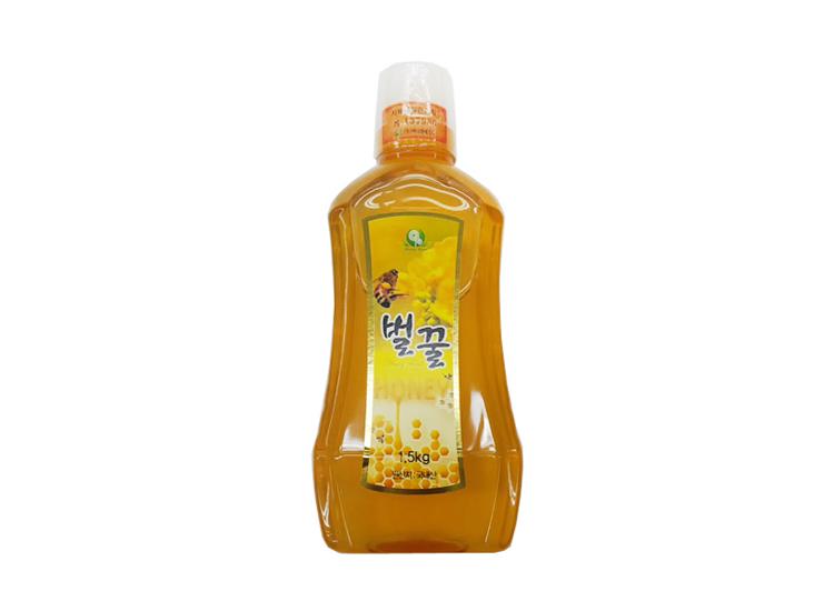 허니팜)벌꿀1.5kg