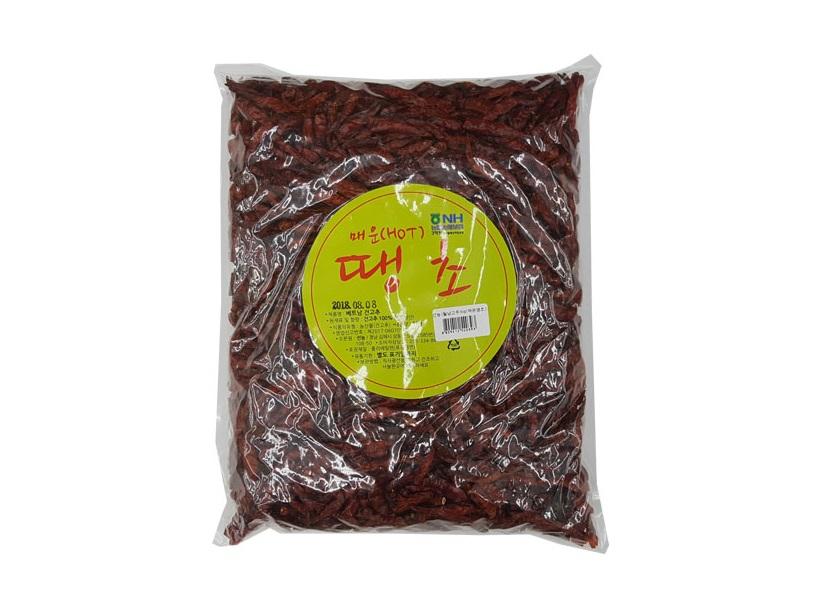 선농)월남고추1kg(매운땡초)