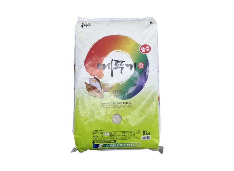쌀10kg(송림메뚜기)