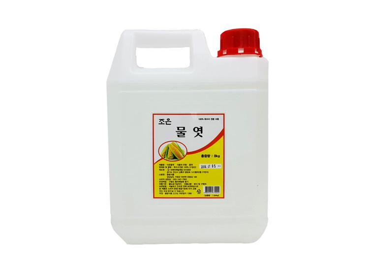 조은물엿8kg(국산)