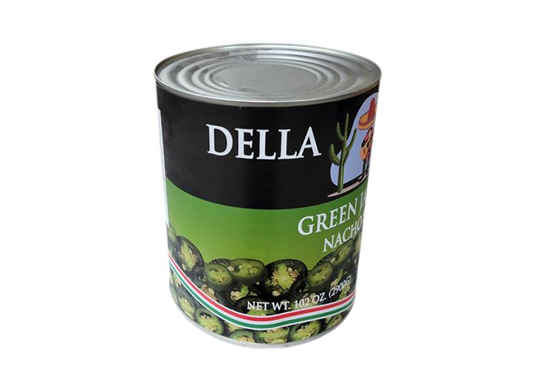 델라)그린할라피뇨슬라이스2.9kg