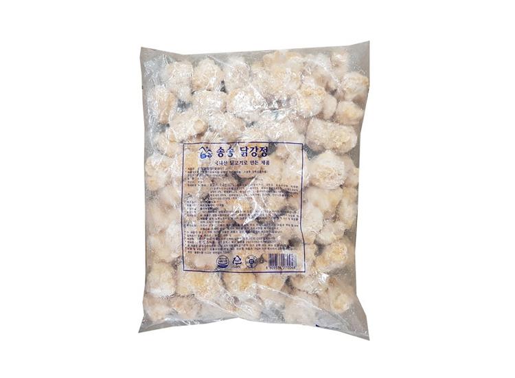 송송순살닭강정2kg