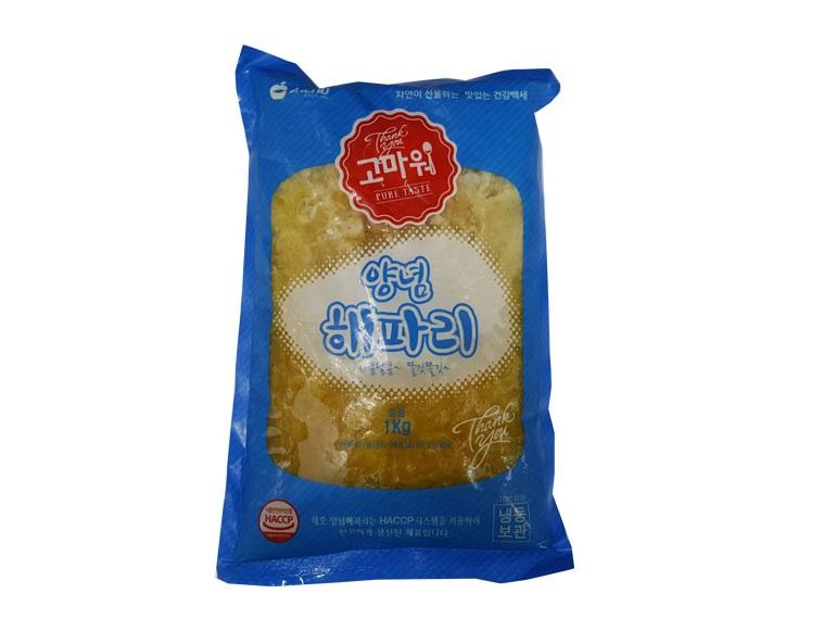 재호)양념해파리1kg.