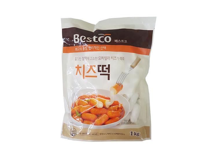 베스트코)치즈떡1kg