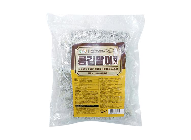굿프랜즈)롱김말이튀김800g