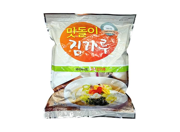 청해)맛돌이김가루1kg