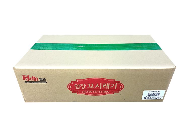 선진)염장꼬시래기4kg