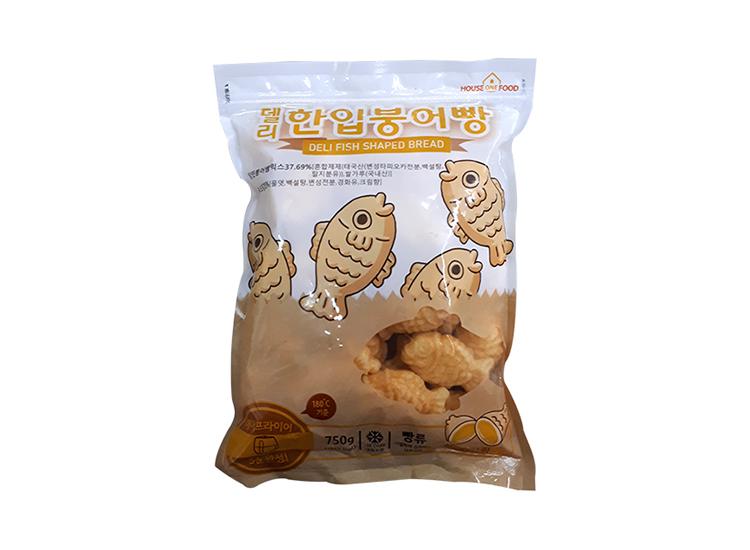 델리한입붕어빵(슈크림)750g