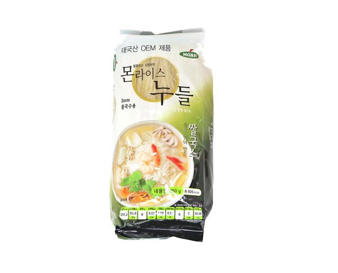몬)쌀국수250g(3mm)