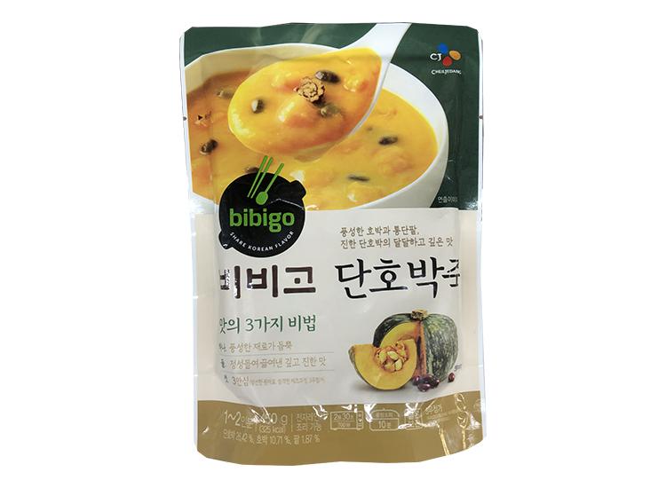 백설)비비고단호박죽450g
