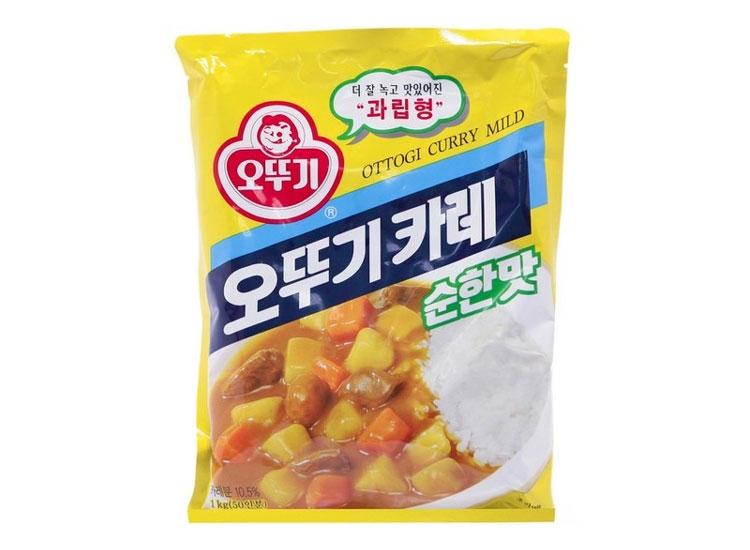 오뚜기)카레순한맛1kg