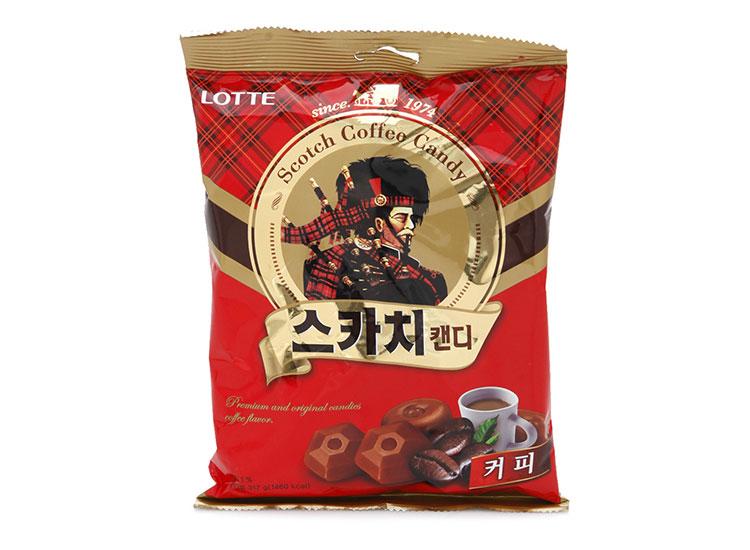 롯데)5000스카치캔디(커피)317g