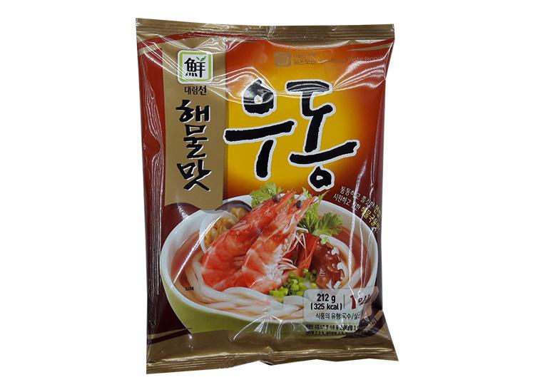 대림선)해물맛우동212g(1인분)