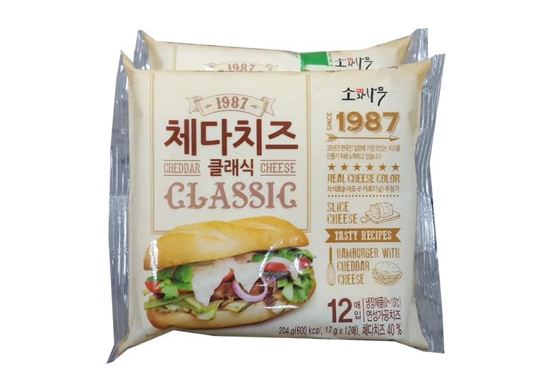 동원)소와나무체다치즈클래식204g(1 1)