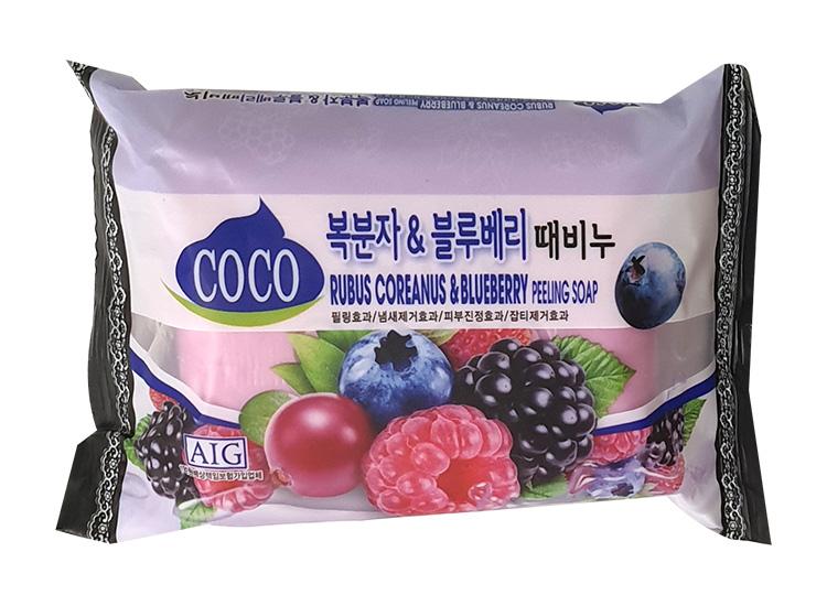 코코때비누(복분자&블루베리)150g