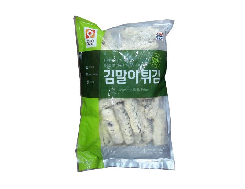 사조오양)김말이튀김1kg